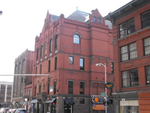 Ann Street Masonic Temple
